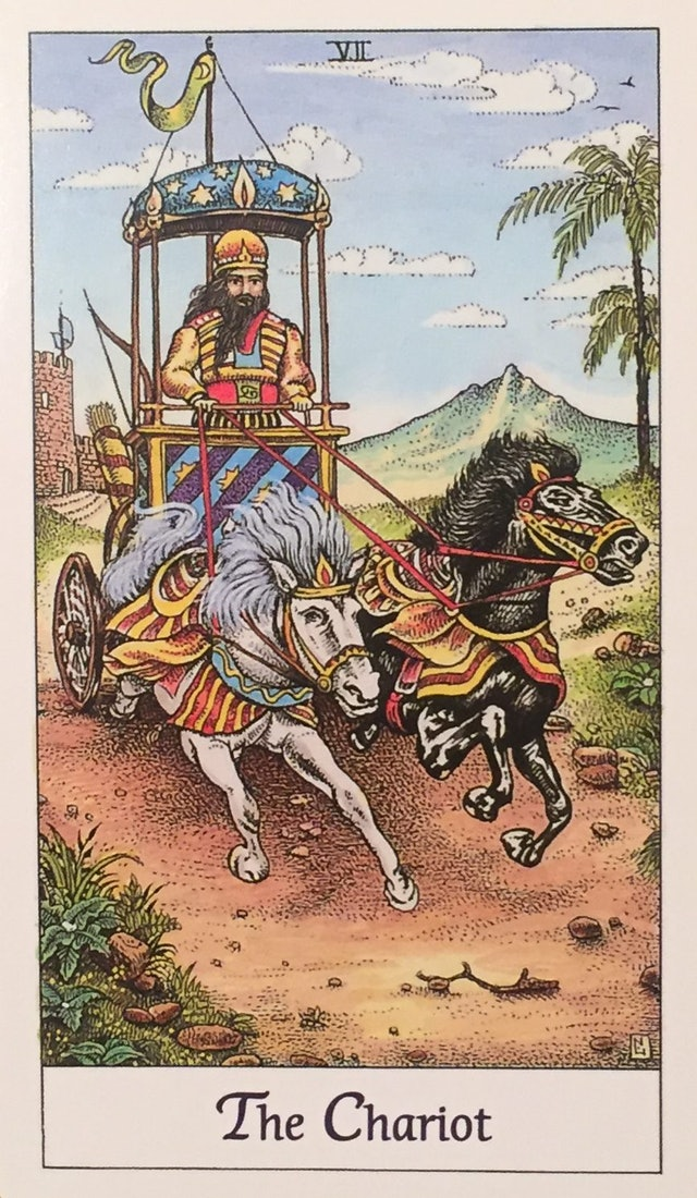 Cancer: The Chariot